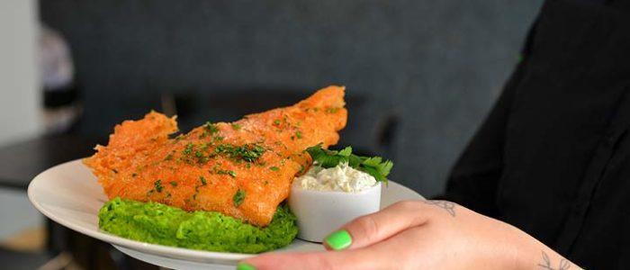 Kortteliravintola Pyyn Fish & Chips