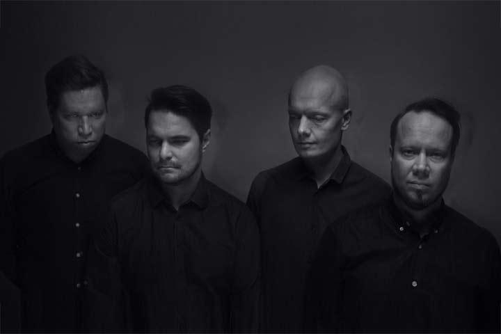 Ilmiliekki Quartet keikat Tampereella
