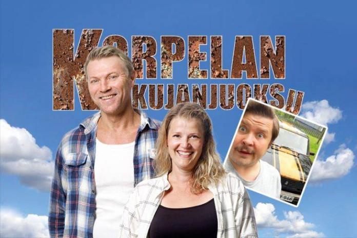 Kesäteatterissa Tampereella Korpelan kujanjuoksu