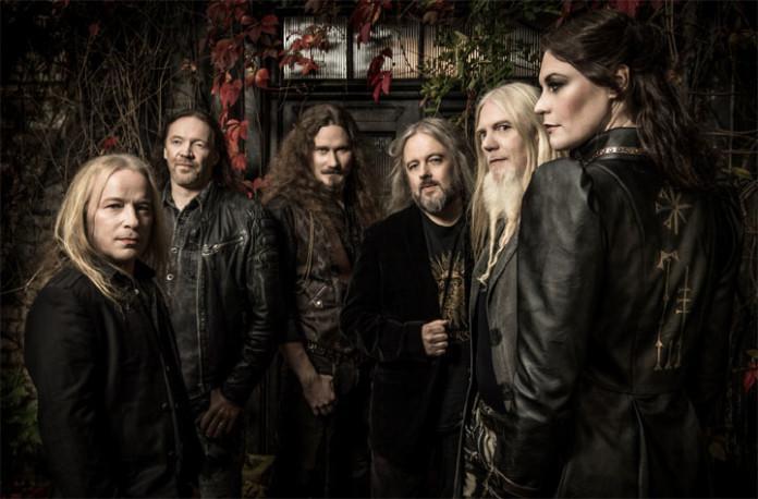 Nightwish konsertti Tampereella 2021