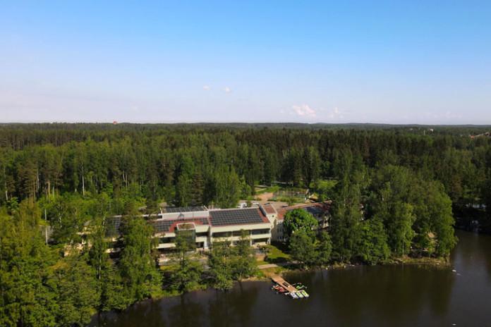 Rantahotelli Waltikka, Valkeakoski