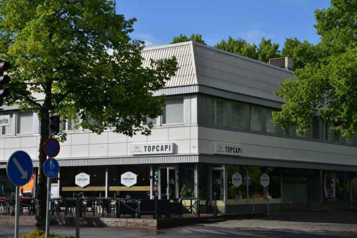 Topcapi - Ravintola Hämeenlinna