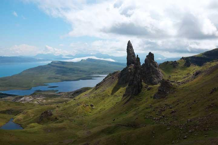 Old Man of Storr, Portree