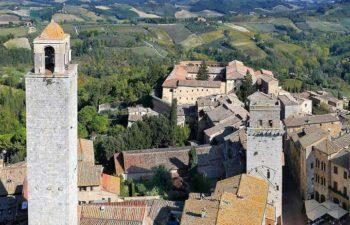 Toscana, San Miglianon kylä