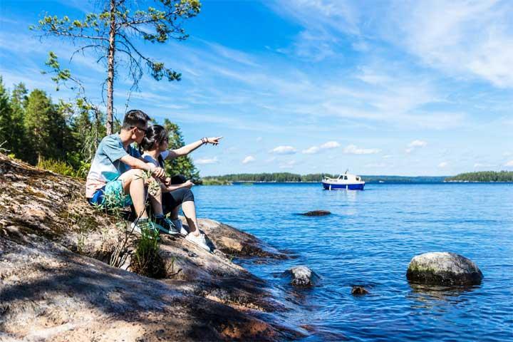 Melontakohde Kuopiossa – Tuomaansalo