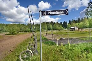 Matkailu Tampere Pirunlinna Lempaalassa On Pirkanmaan Hienoimpia